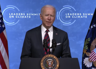 Leaders Summit on climate biden