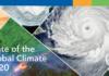 State of Global Climate 2020: siamo a +1,2°C di riscaldamento globale
