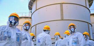 Fukushima: l'acqua radioattiva sarà versata nell'oceano