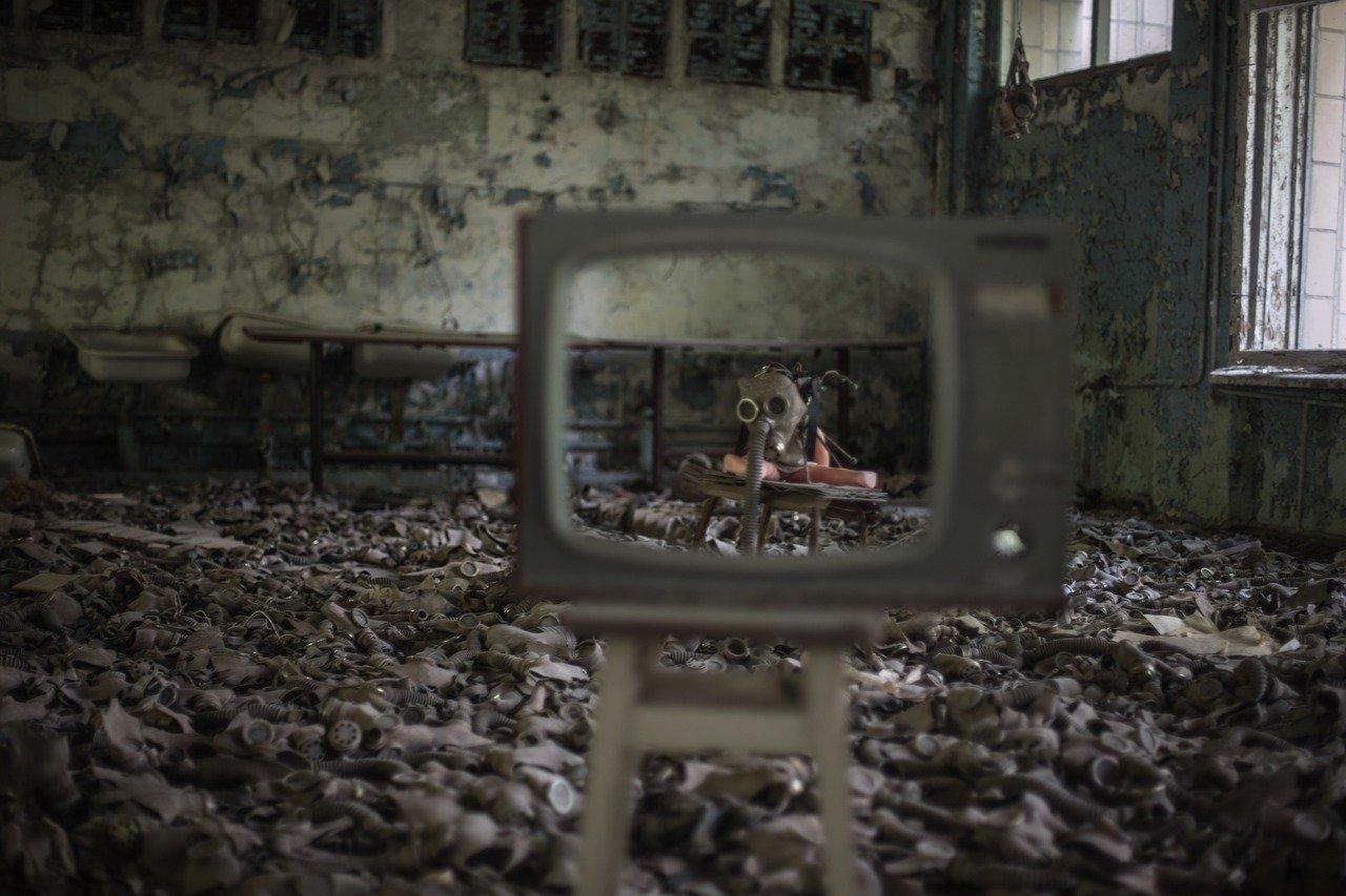 disastro nucleare di Chernobyl