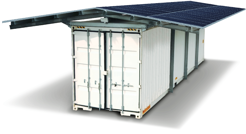 Crysolar cella frigorifera solare