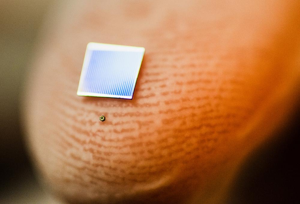 piccola cella solare