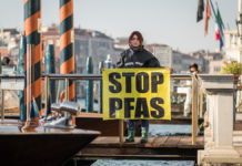 Pfas: ancora onnipresente nella carta alimentare in Europa