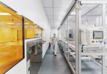 fabbrica di fotovoltaico in perovskite