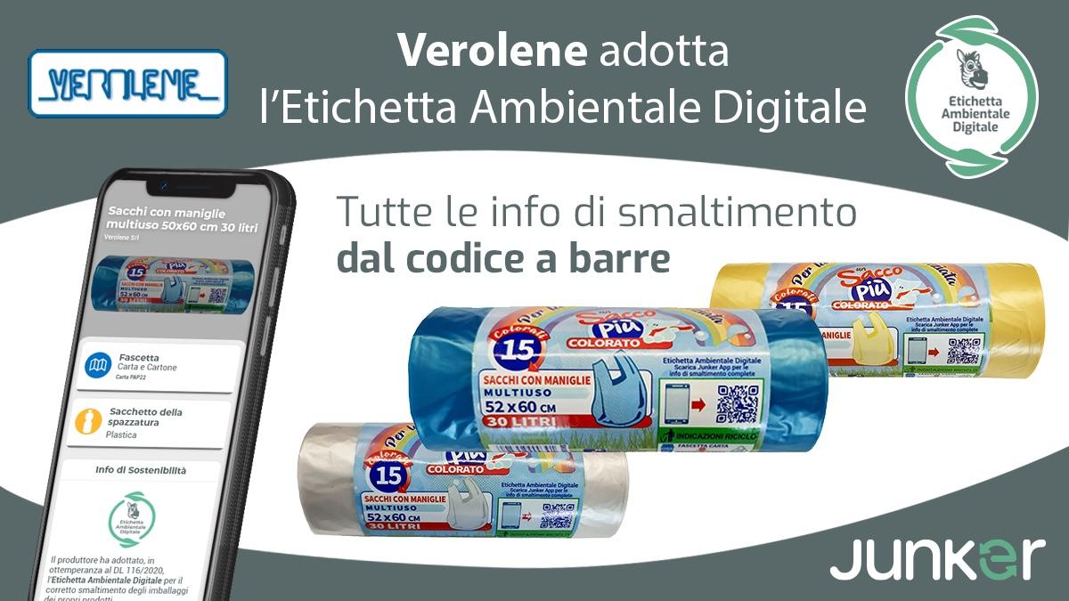 Etichetta Ambientale Digitale