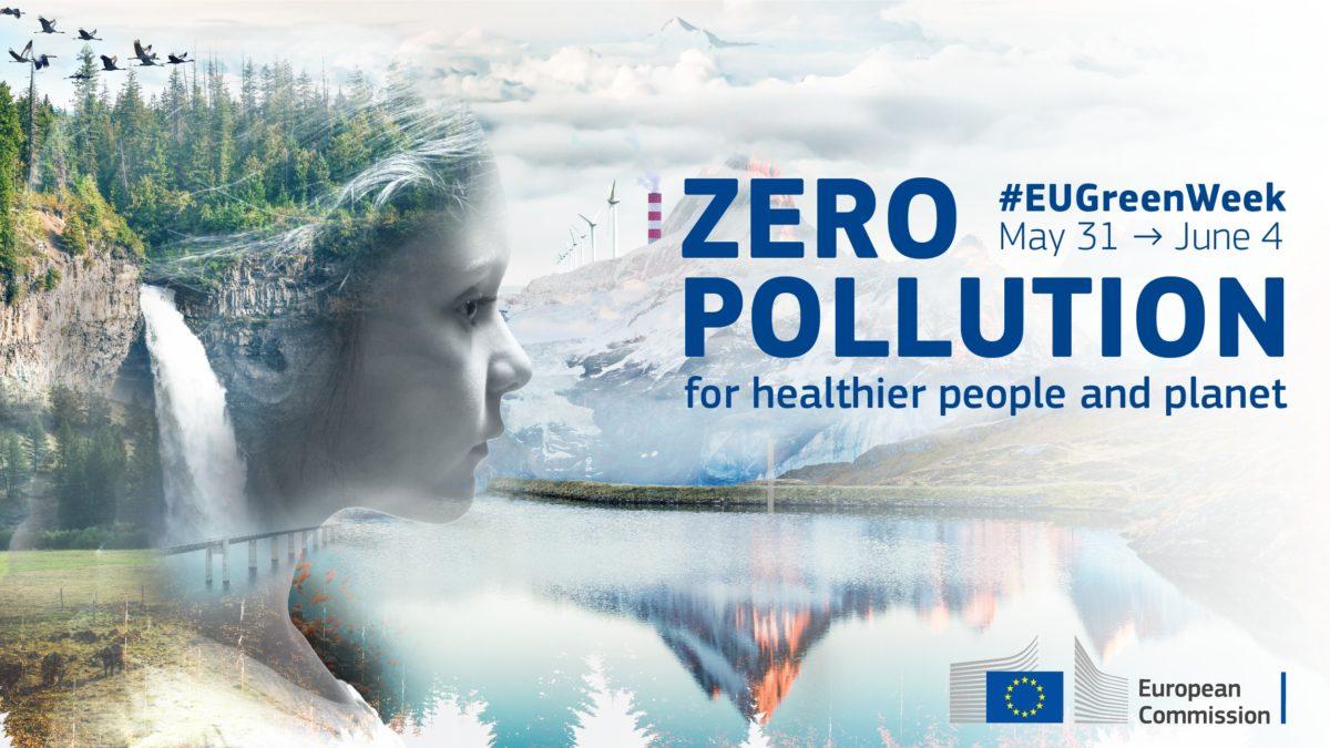 Settimana Verde Europea 2021: l'Europa verso inquinamento zero
