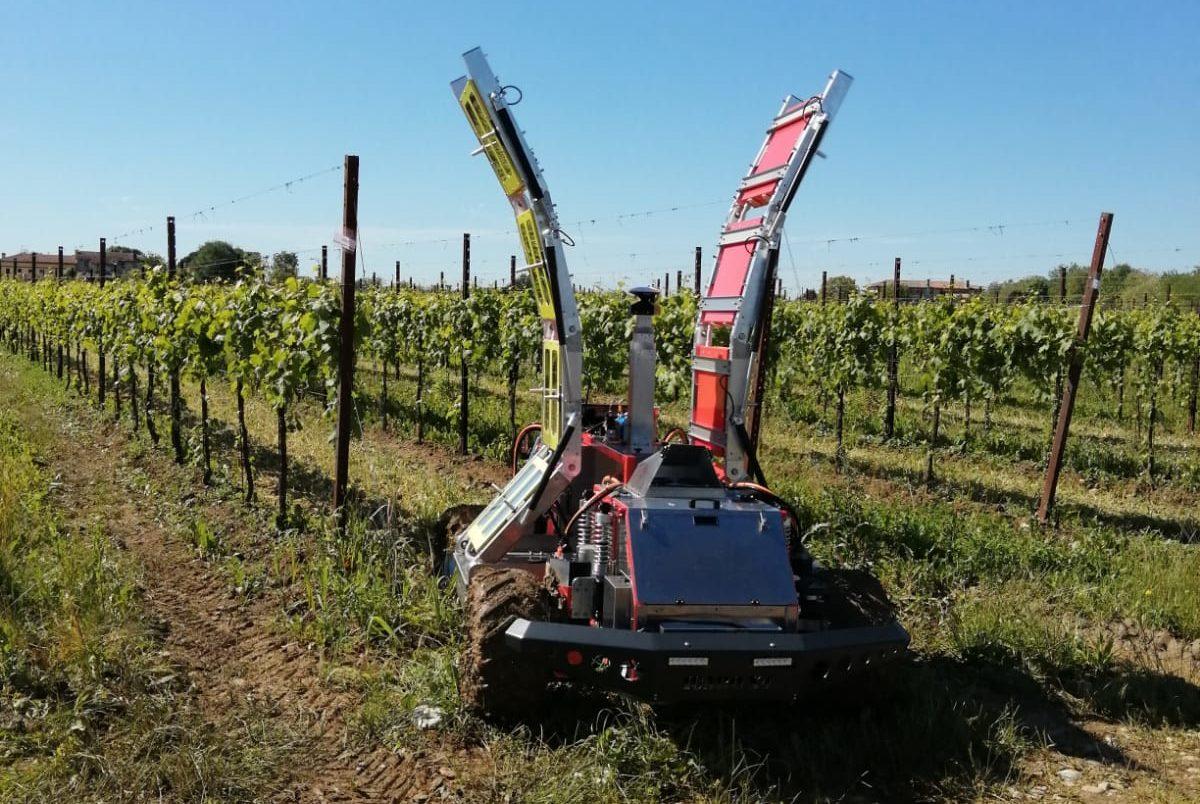 robot Icaro X4