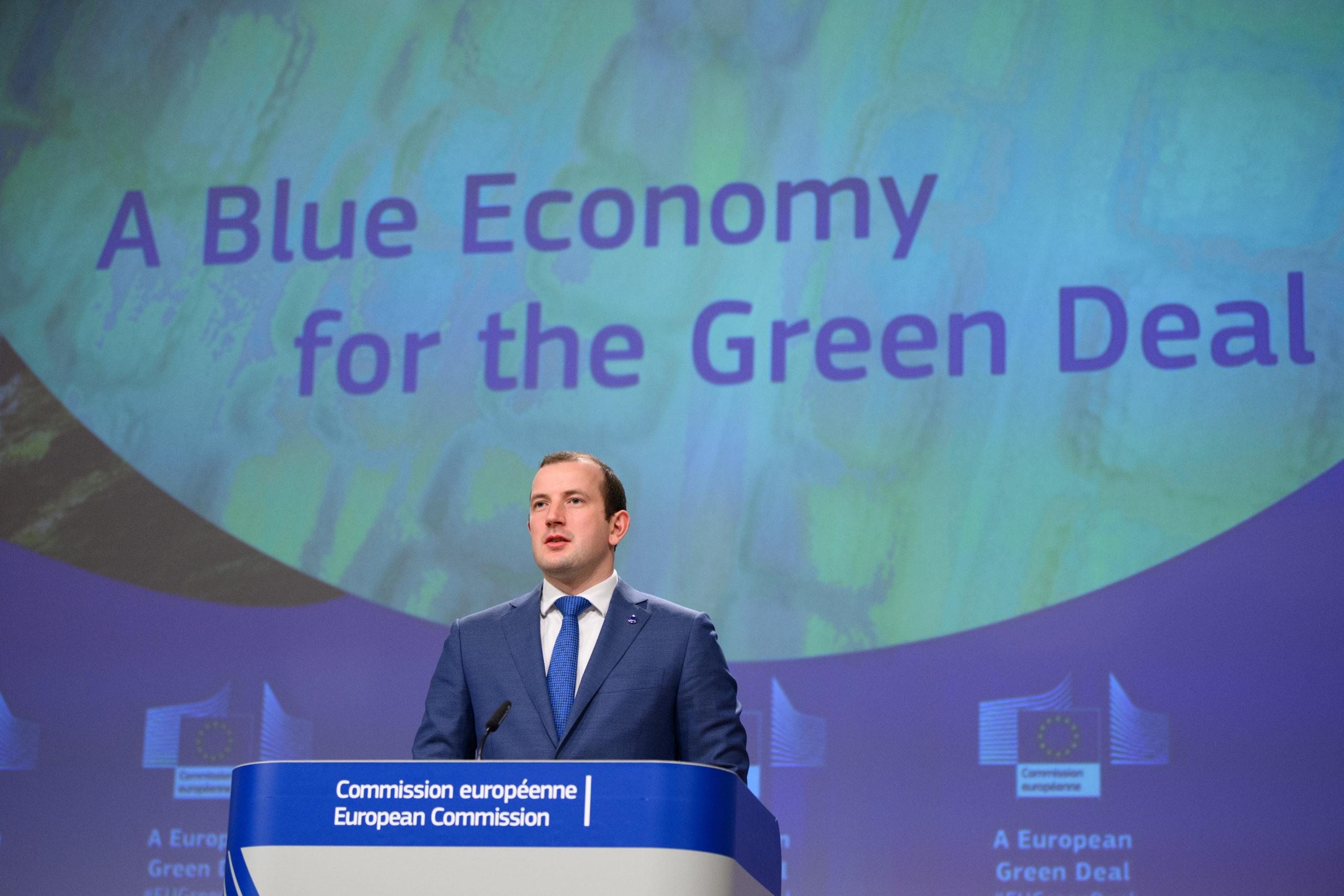 economia blu