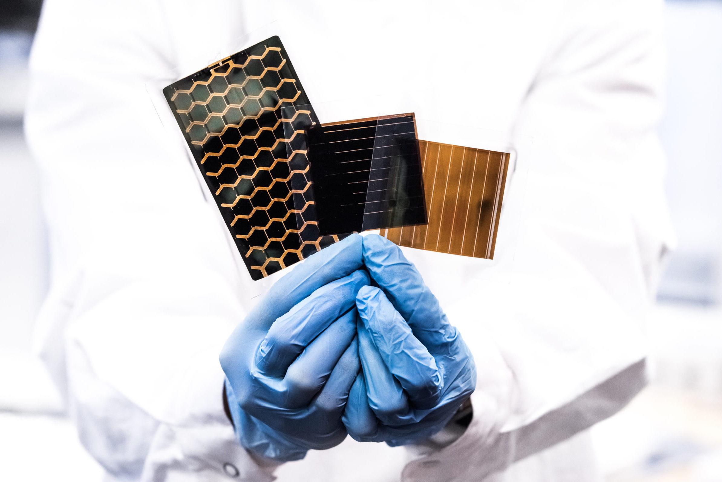 fotovoltaico in perovskite