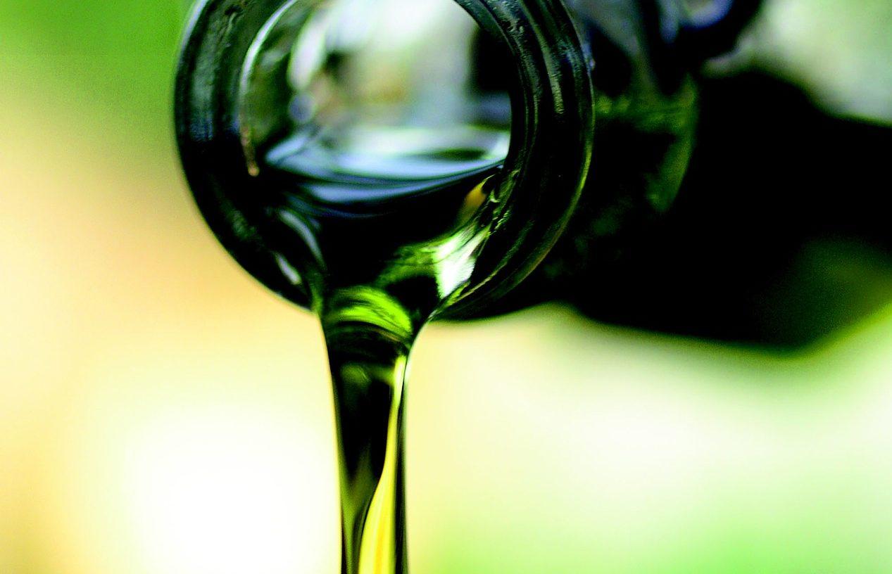 conservazione dell'olio extra vergine