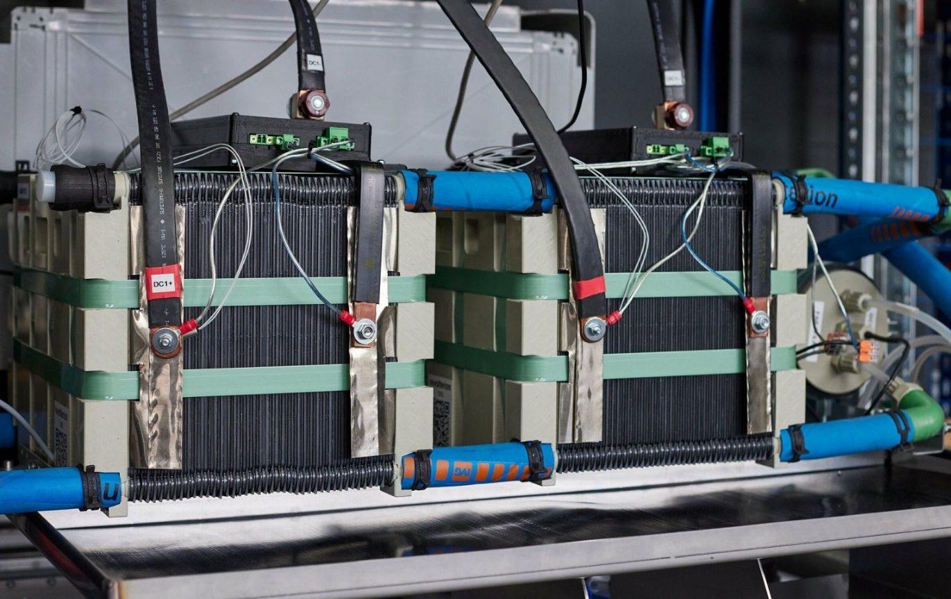 batterie di flusso redox