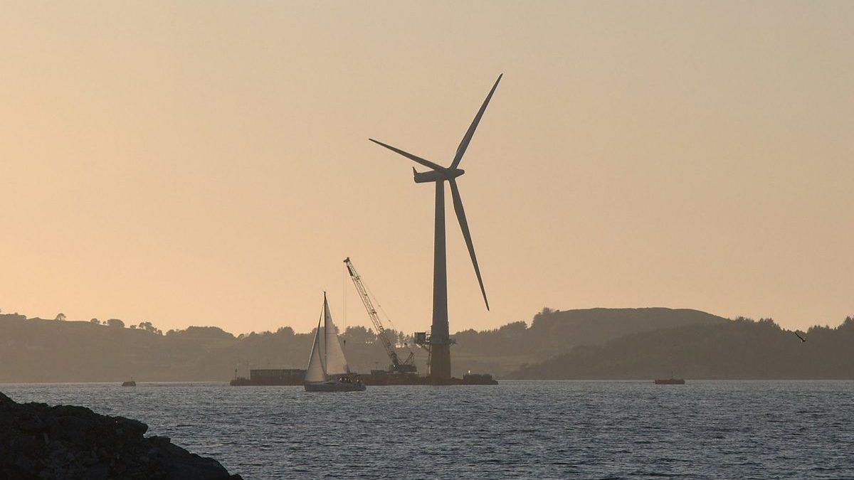 Eolico galleggiante: parco da 3 GW al largo della Scozia