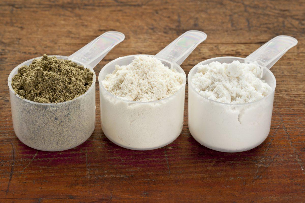 Proteine alternative