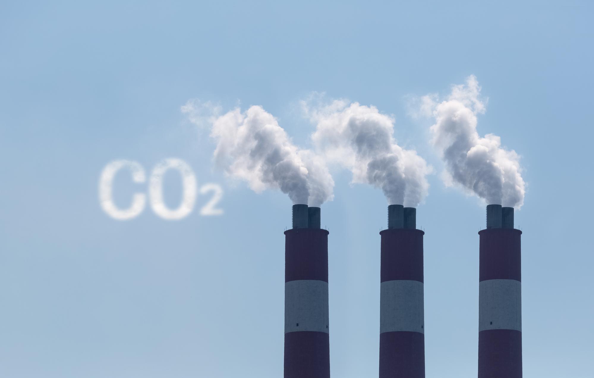 emissioni co2 in italia