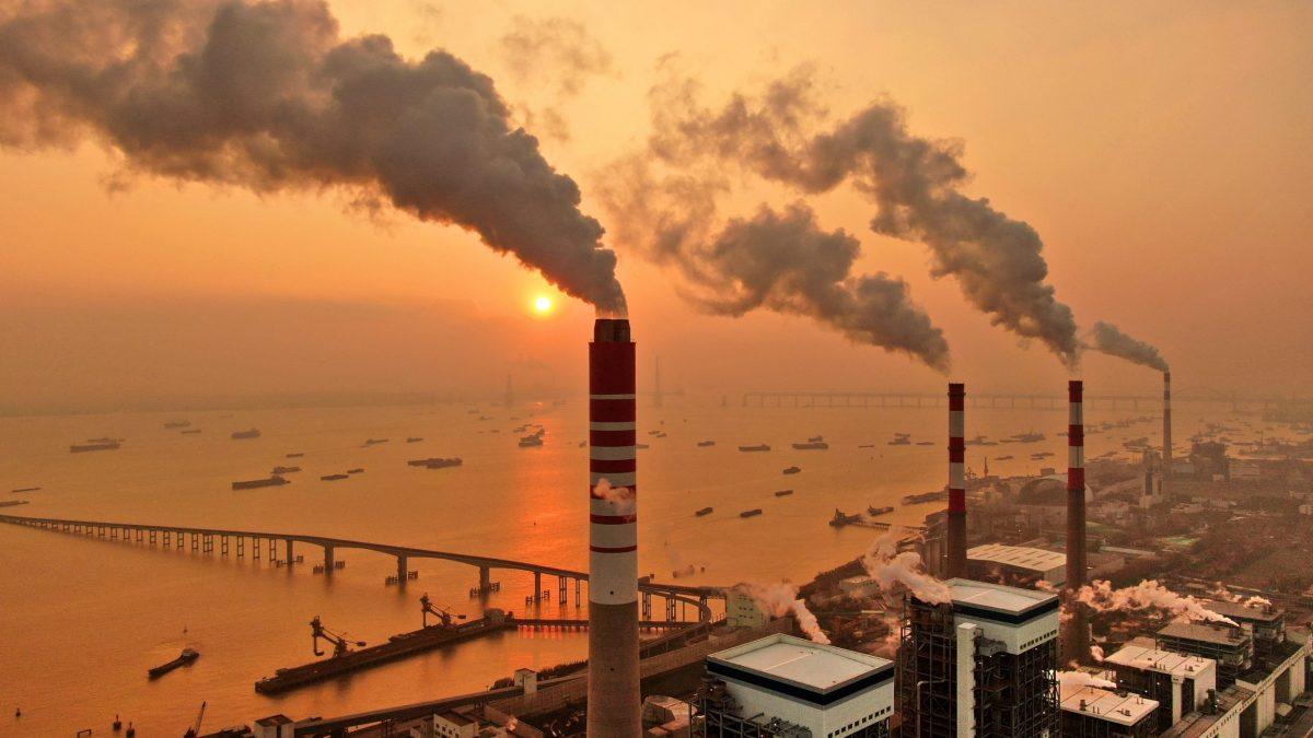 ETS cinese: via libera allo scambio di quote