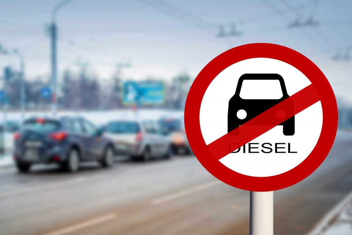 Stop auto diesel e benzina