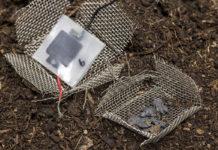condensatore biodegradabile