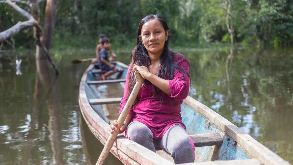 Premio Goldman 2021: Liz Chicaje Churay, l'Amazzonia è megadiversità