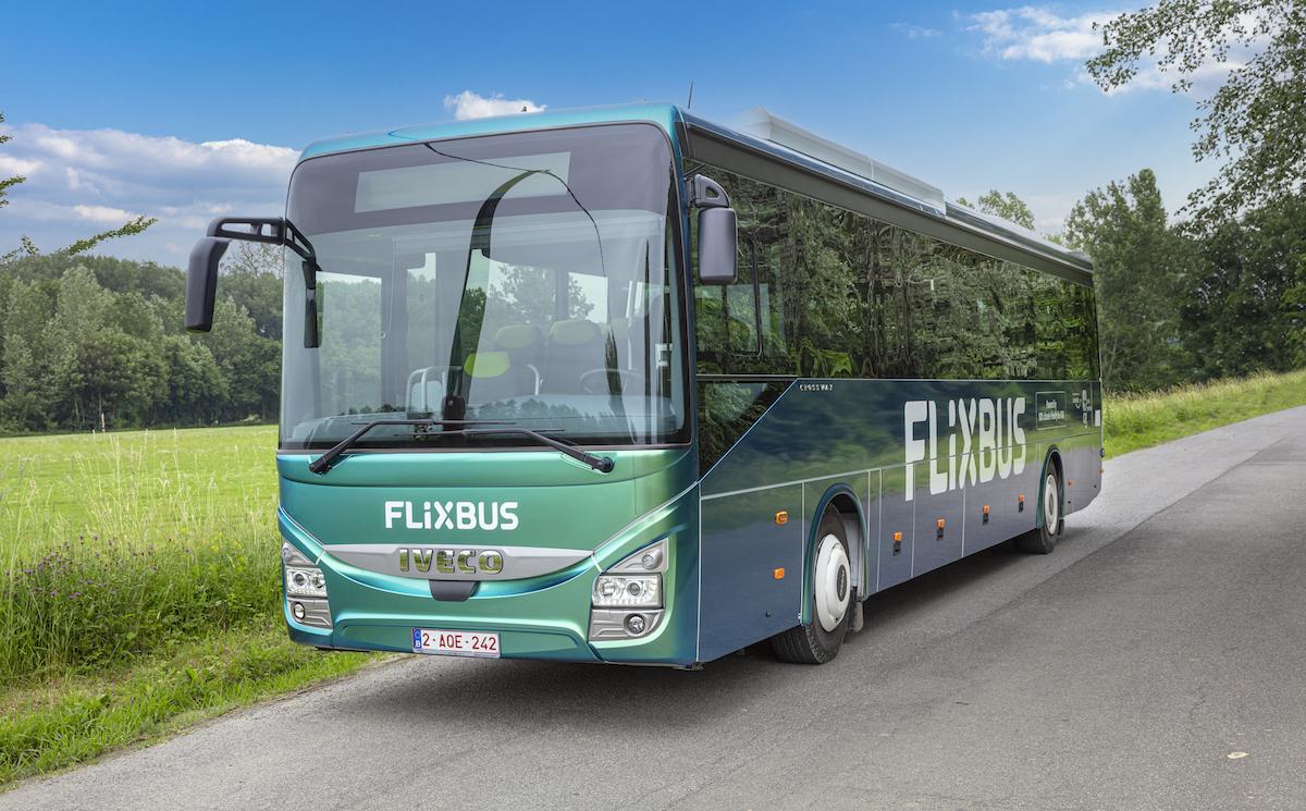 flixbus autobus a biogas