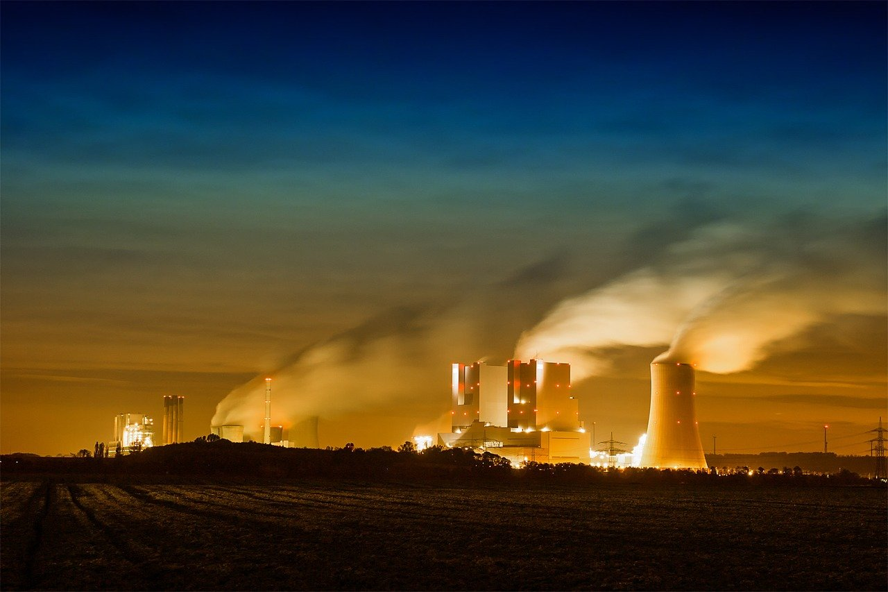 centrali a carbone in India