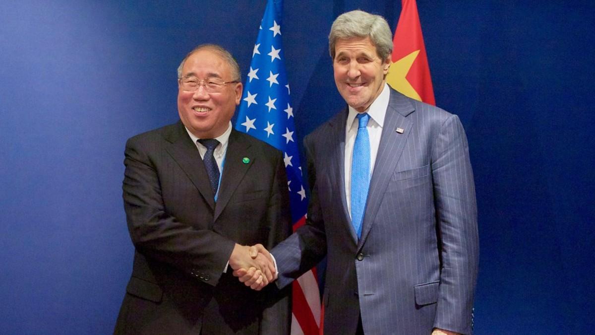 Clima: Kerry, Stati Uniti e Cina devono collaborare