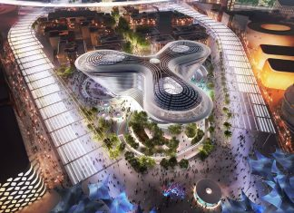 Alif Expo 2020 credits: Foster + Partners