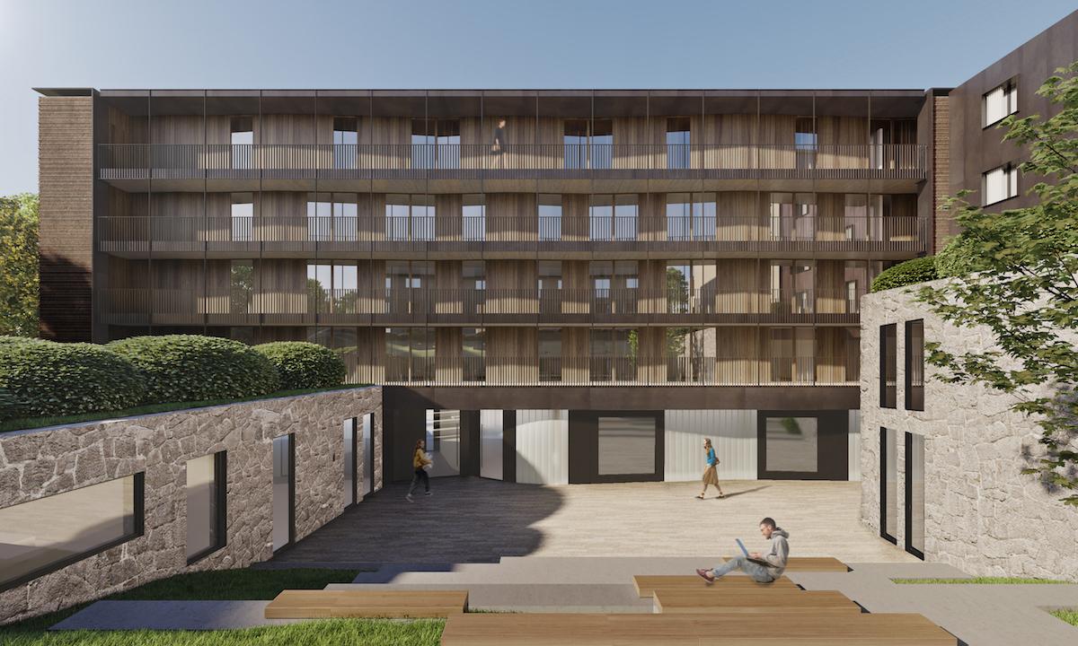 Architettura ecosostenibile per il nuovo Campus della Franklin