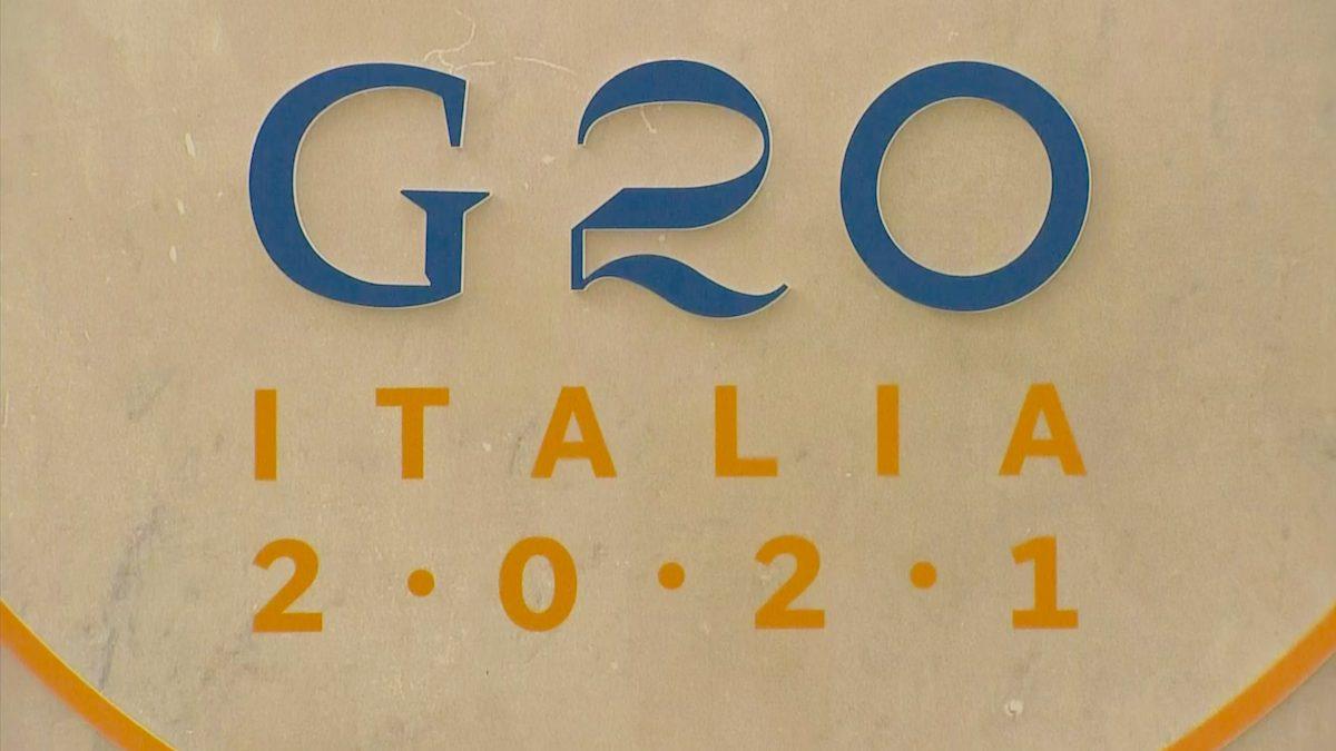 G20 Napoli