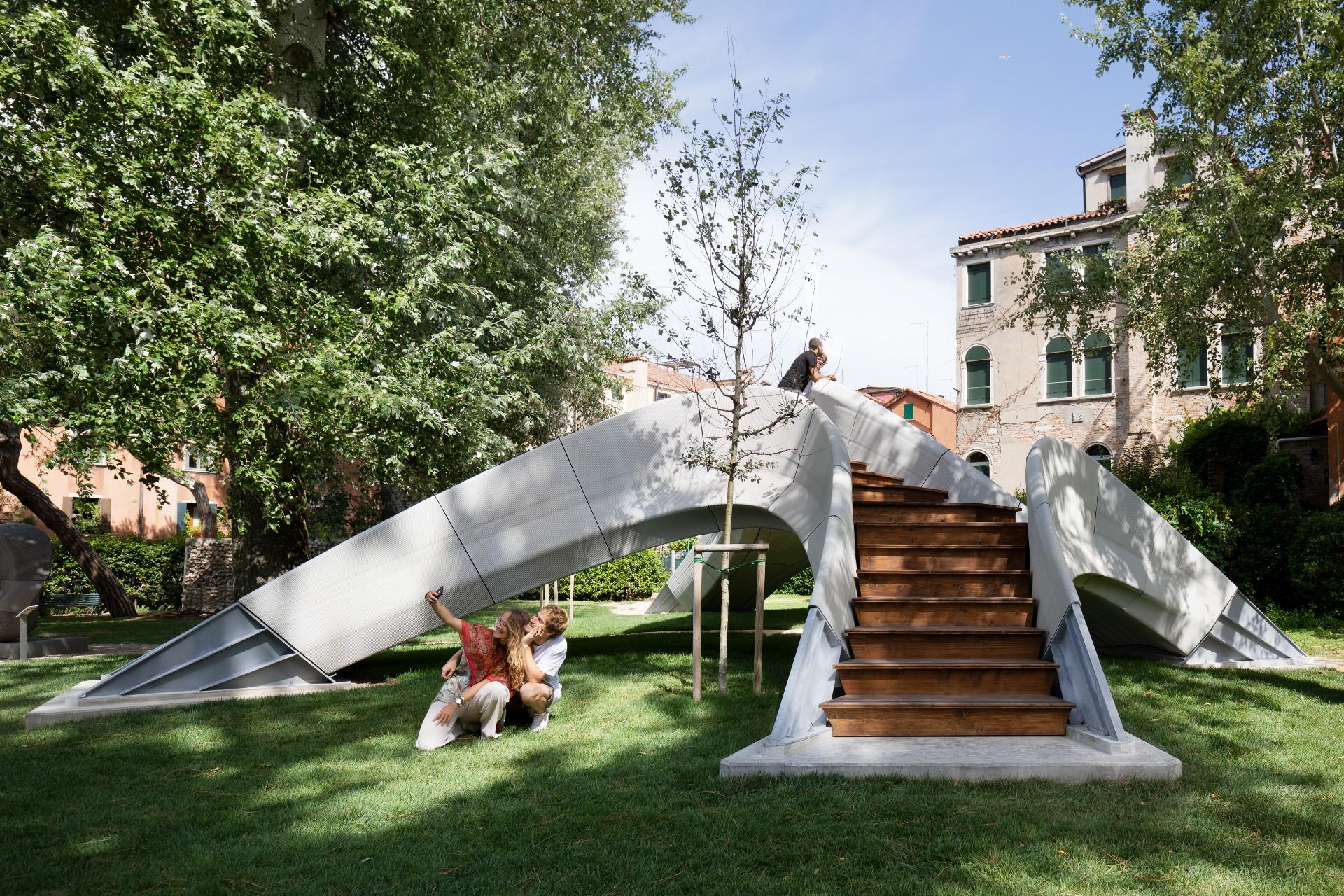 Striatus credits: Zaha Hadid Architects