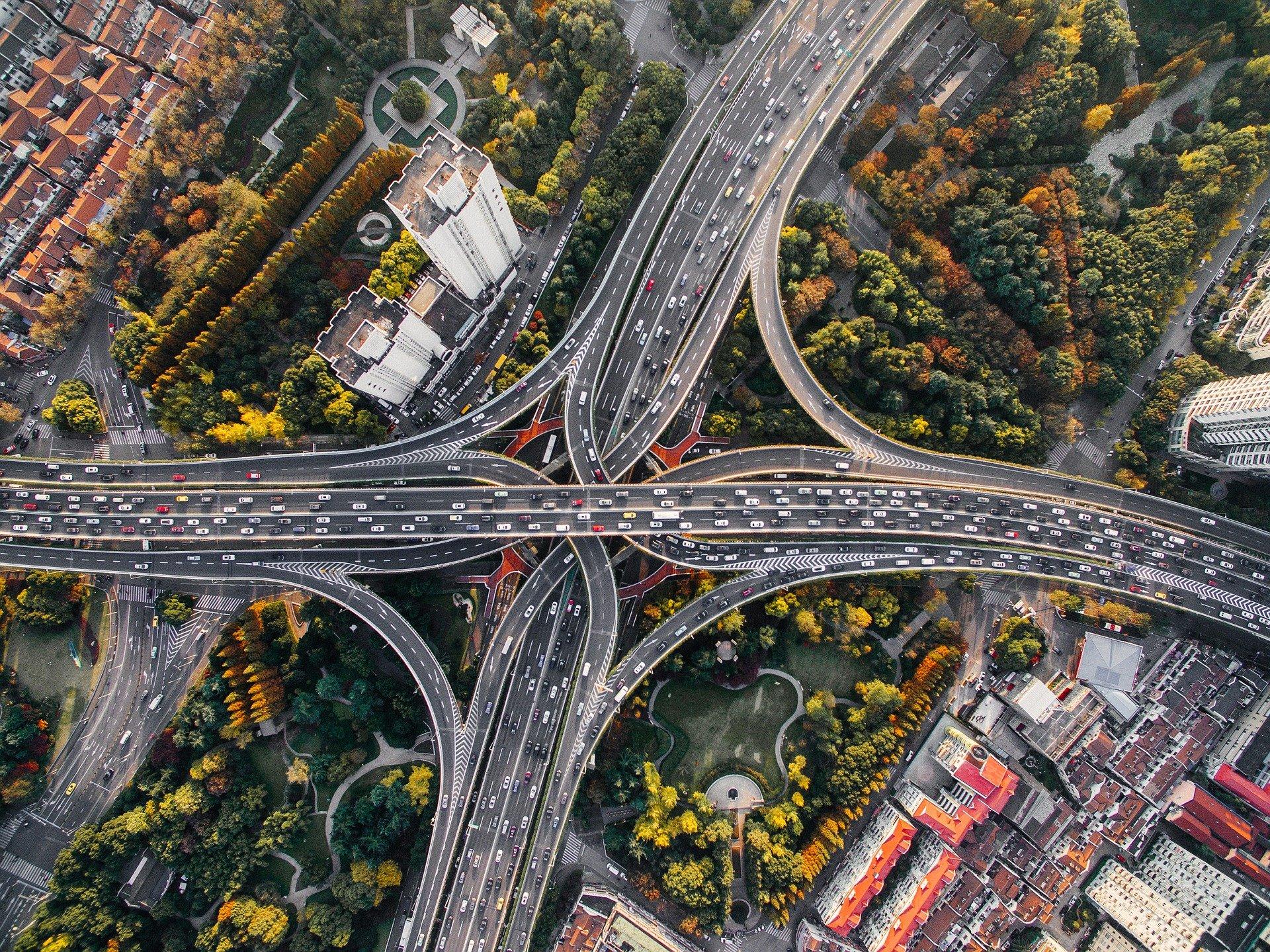 Pianificazione urbana - Foto di Pexels da Pixabay
