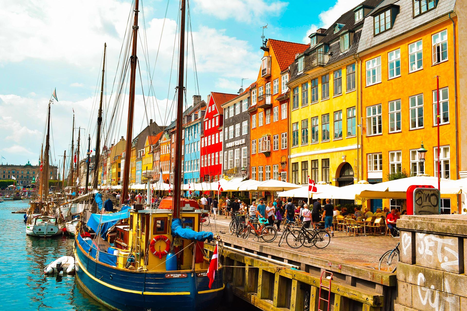Copenhagen Capitale Mondiale dell'Architettura - Foto di ExplorerBob da Pixabay