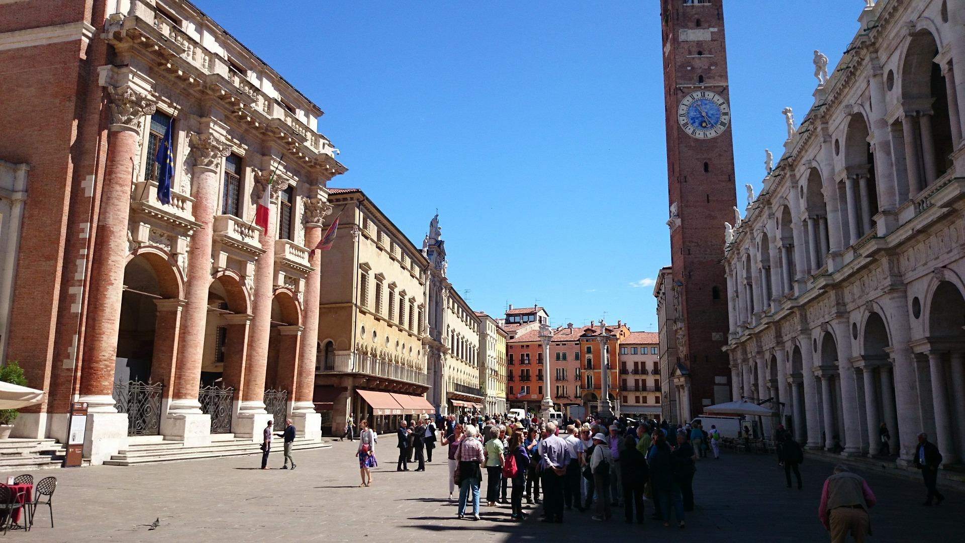 Vicenza città in 15 minuti