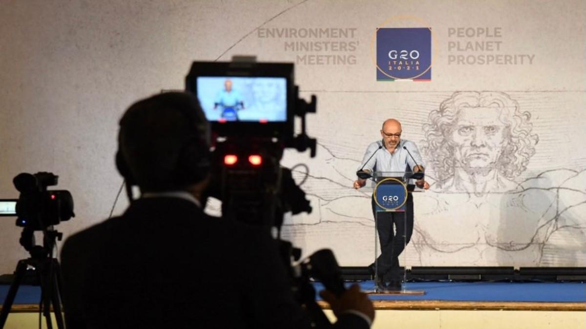 G20 Clima: fallito il vertice di Napoli a guida italiana
