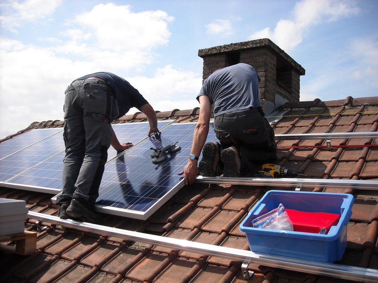 Lavorare nelle energie rinnovabili