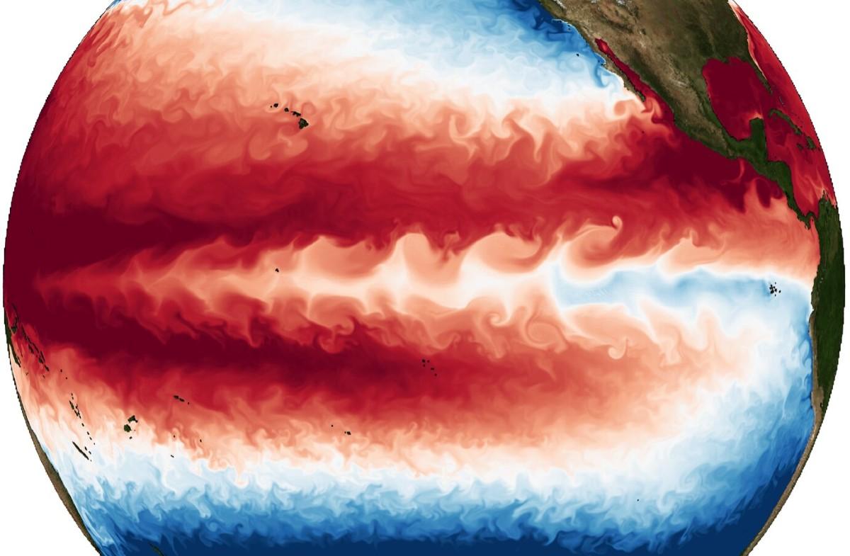 El Niño: il riscaldamento globale sta spegnendo ENSO
