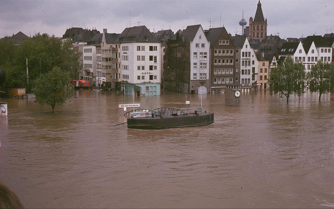 acque alluvionali