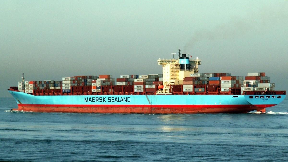 Emissioni navali: il colosso dello shipping Maersk fa il pieno di biometanolo