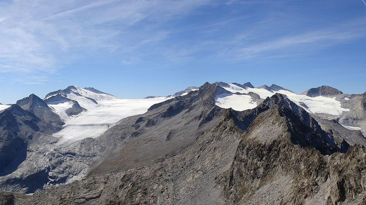 Ghiacciai alpini: perso il 50% della superficie in 100 anni