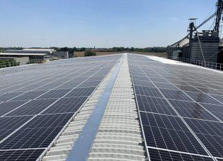 moduli fotovoltaici Mono X Plus di LG Electronics