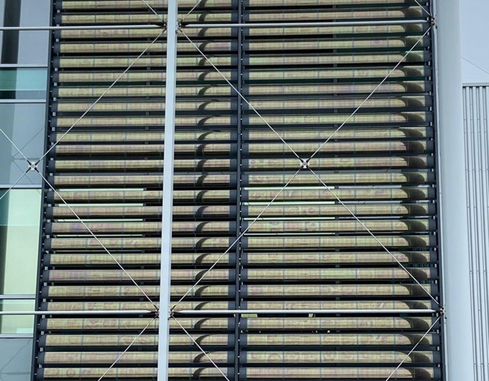 Frangisole fotovoltaico in perovskite