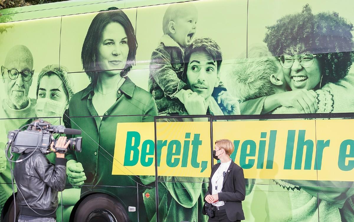 Elezioni in Germania: i Verdi ago della bilancia