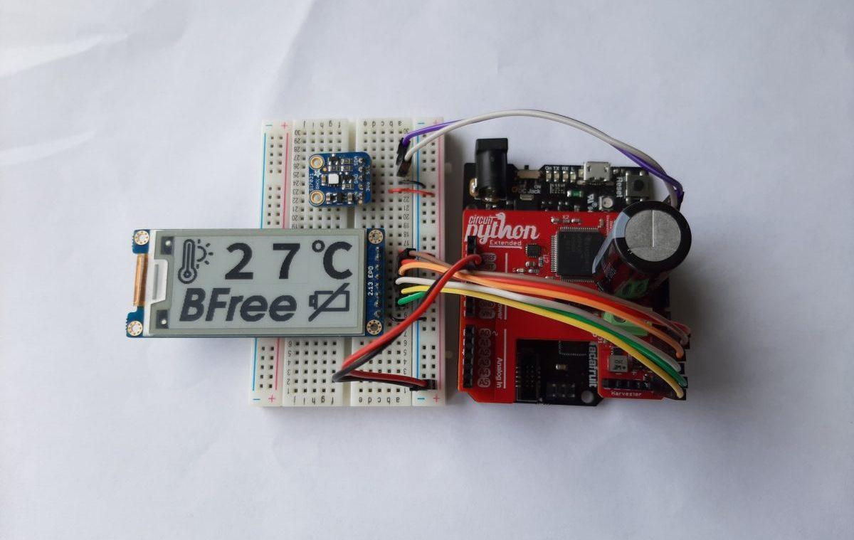 dispositivi elettronici senza batteria