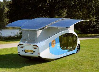 camper fotovoltaico