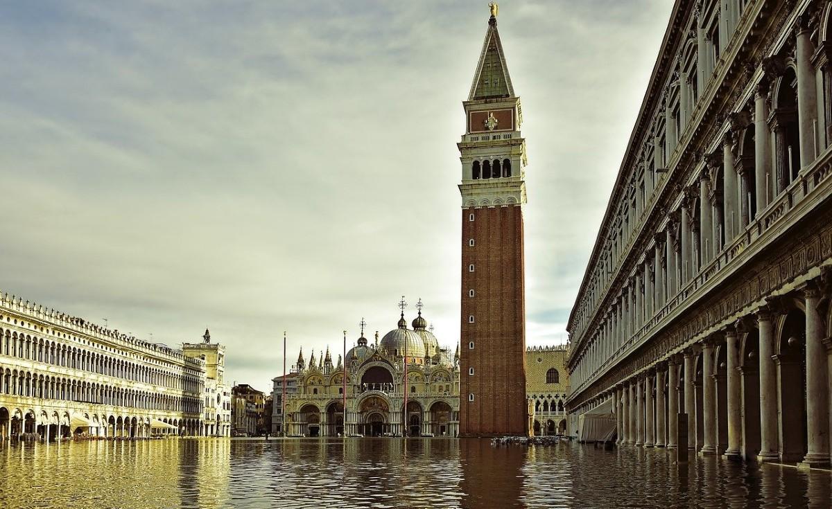 Rischio allagamento: perché il climate change può condannare Venezia