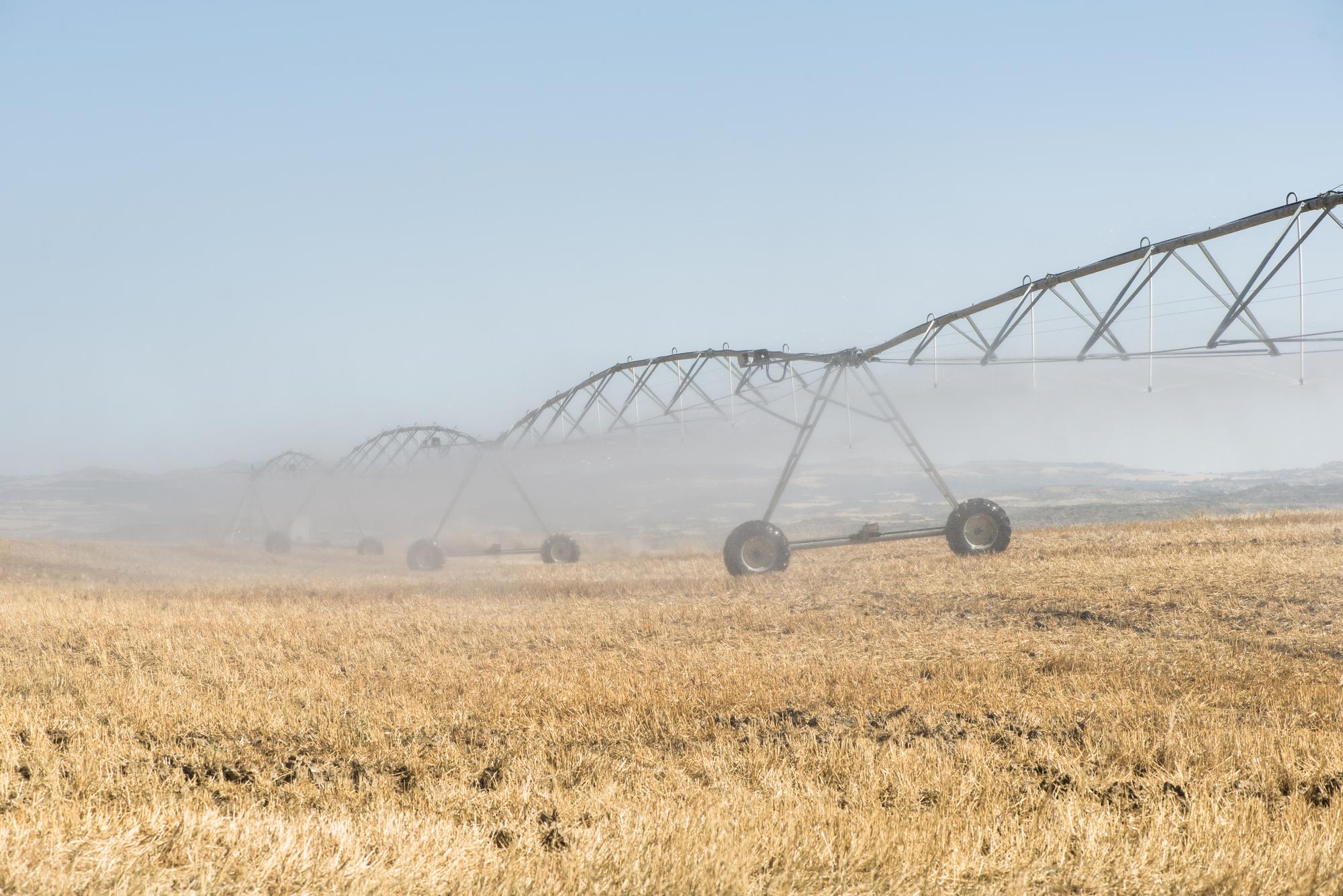 acqua in agricoltura