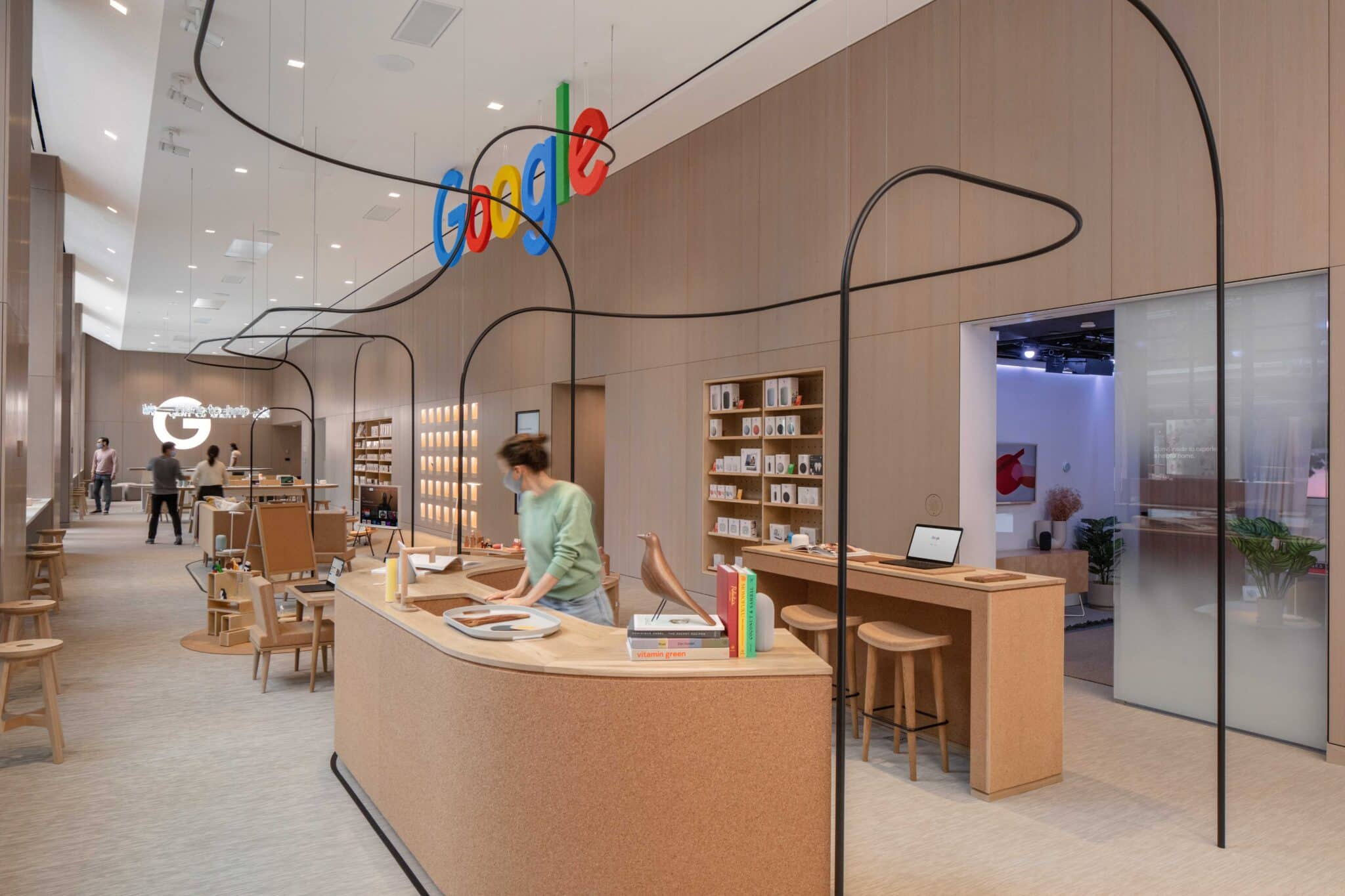 Il primo negozio Google credit Reddymade