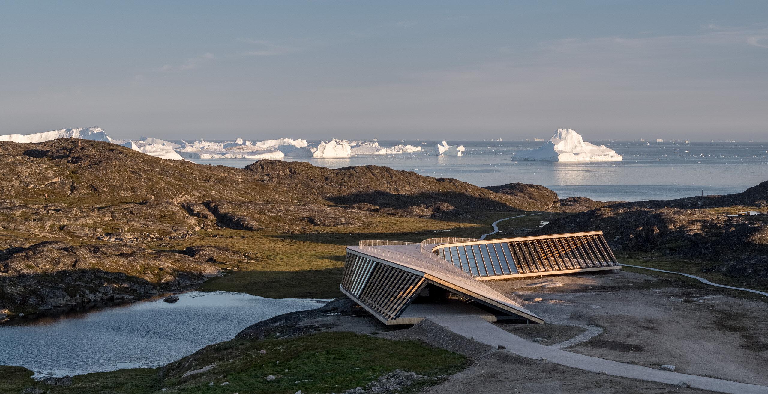 Ilulissat Icefjord Centre photo credit Adam_Mork