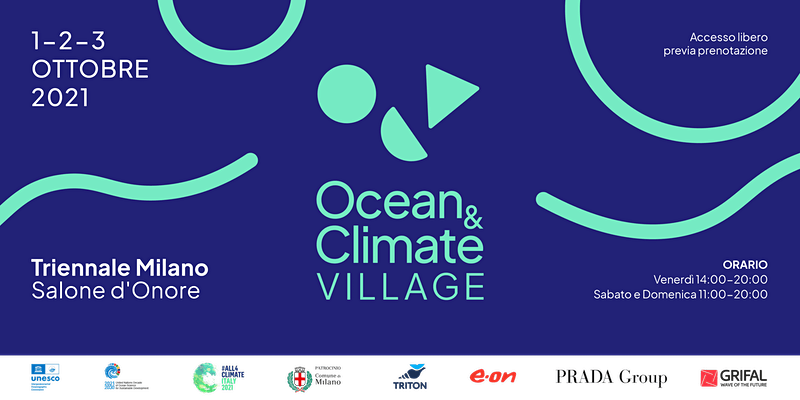 OCEAN CLIMATE MOSTRA