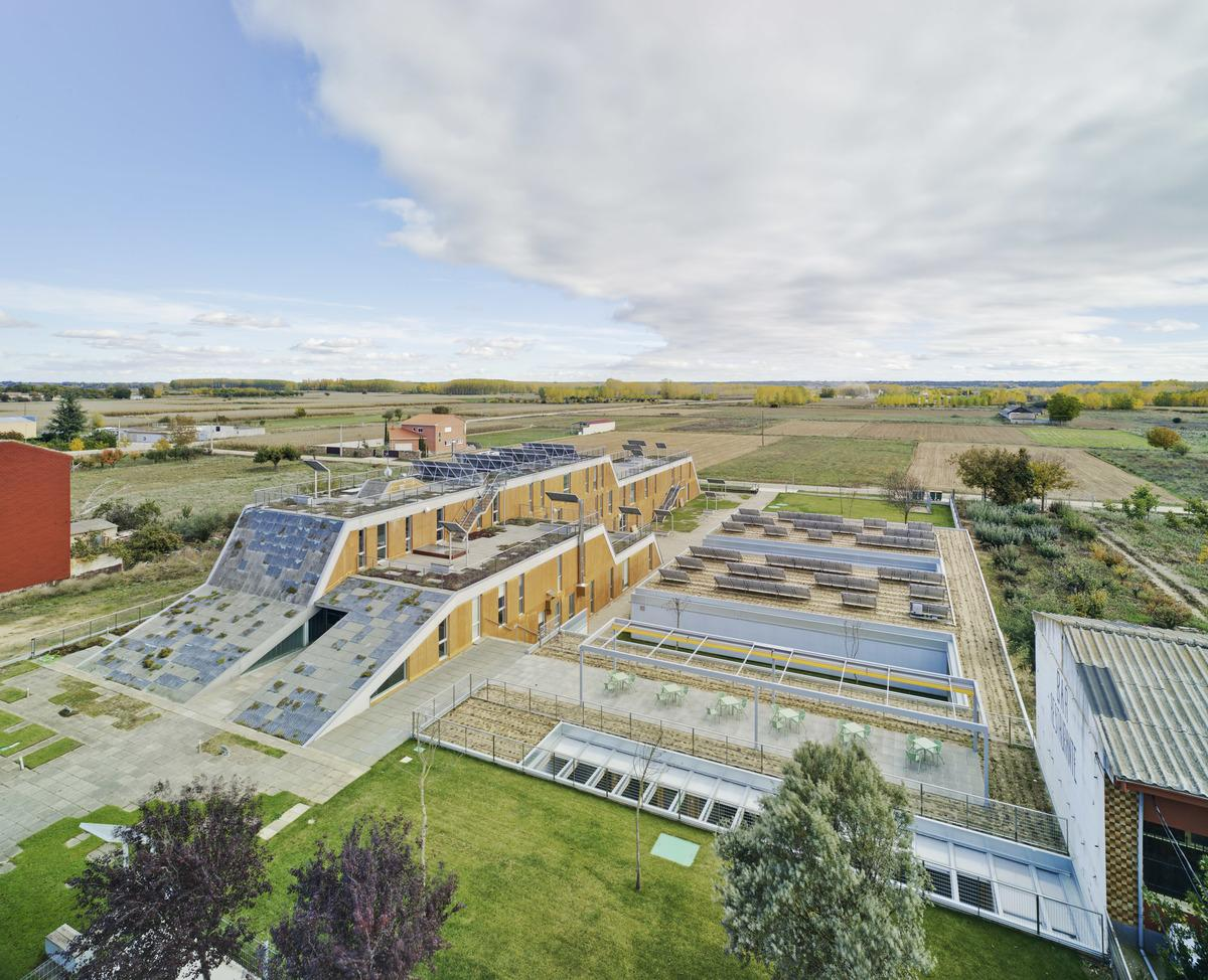 Spagna - Passive House for the Elderly