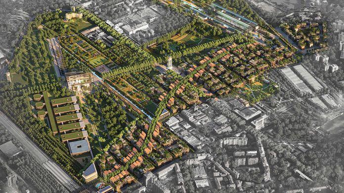 MilanoSesto: da ex acciaierie a smart city - credit render Foster + Partener